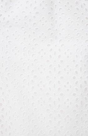 Женский комплект из платья и шорт POLO RALPH LAUREN белого цвета, арт. 310834814 | Фото 3