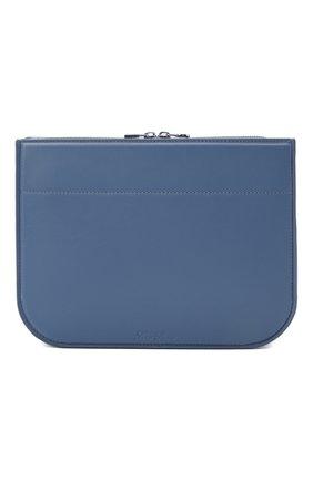 Женская сумка way LORO PIANA голубого цвета, арт. FAL5585 | Фото 1
