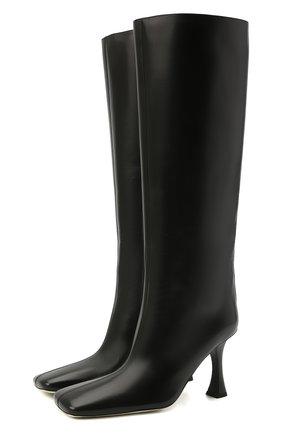 Женские кожаные сапоги PROENZA SCHOULER черного цвета, арт. PS35044B/12000 | Фото 1