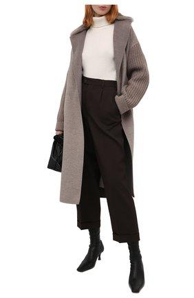 Пальто из шерсти и кашемира | Фото №2