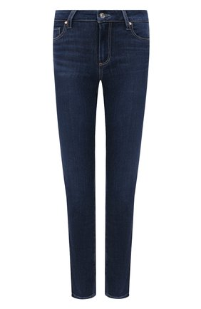 Женские джинсы PAIGE синего цвета, арт. 1563F71-3128 | Фото 1