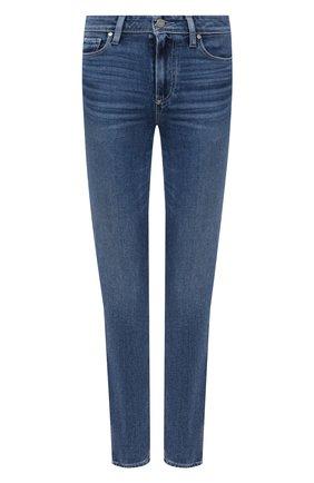 Женские джинсы PAIGE синего цвета, арт. 1767F72-3235 | Фото 1