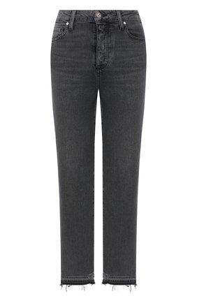 Женские джинсы PAIGE серого цвета, арт. 6417B80-3704 | Фото 1