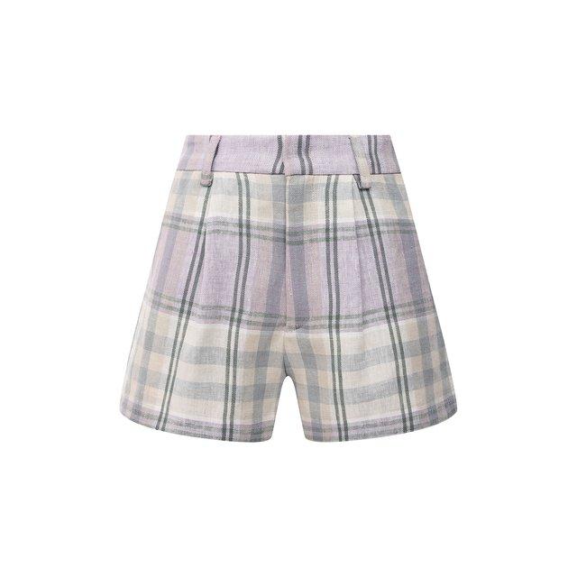 Льняные шорты Isabel Marant Etoile