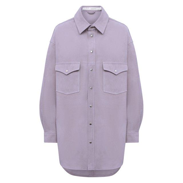 Замшевая рубашка Iro