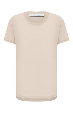 Женская футболка IRO бежевого цвета, арт. WP19P0Z0 | Фото 1