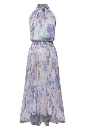Женское платье из вискозы IRO сиреневого цвета, арт. WP33FIK0 | Фото 1