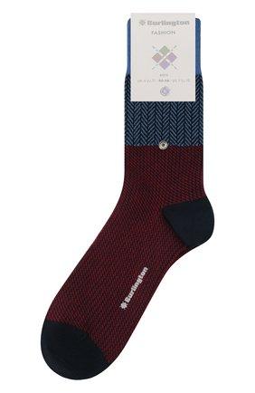 Мужские носки BURLINGTON разноцветного цвета, арт. 21911 | Фото 1