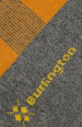Мужские носки из хлопка и кашемира BURLINGTON оранжевого цвета, арт. 21920 | Фото 2