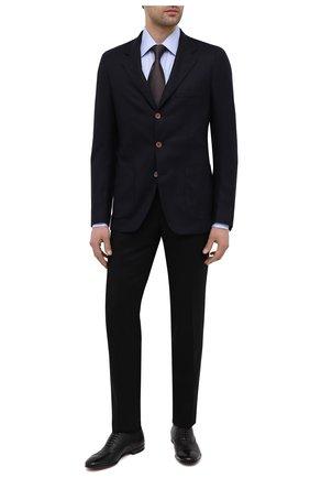 Мужские кожаные оксфорды H`D`S`N BARACCO черного цвета, арт. 71301.C.0* | Фото 2