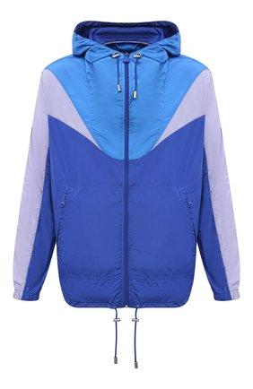 Мужская куртка ISABEL MARANT синего цвета, арт. MA0942-21P001V/RICHA0H | Фото 1