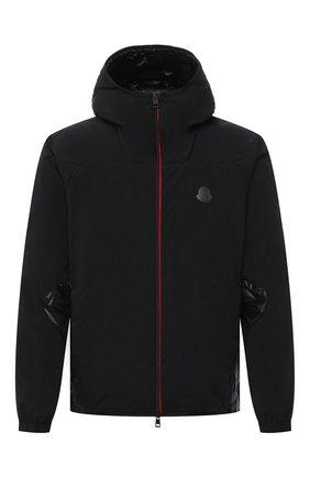 Мужская пуховая куртка 2 moncler 1952 MONCLER GENIUS черного цвета, арт. G1-092-1A539-40-M1137 | Фото 1 (Мужское Кросс-КТ: пуховик-короткий; Стили: Гранж; Материал внешний: Синтетический материал; Материал утеплителя: Пух и перо; Кросс-КТ: Куртка; Рукава: Длинные; Материал подклада: Синтетический материал; Длина (верхняя одежда): Короткие)