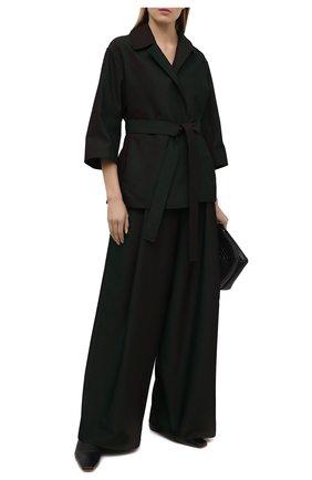 Женское пальто DRIES VAN NOTEN разноцветного цвета, арт. 211-30208-2329 | Фото 2