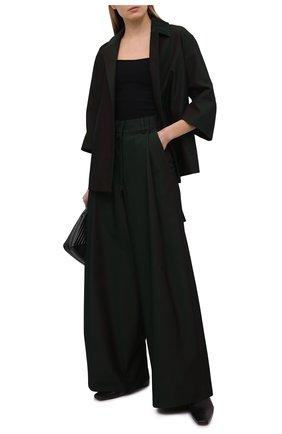 Женские брюки DRIES VAN NOTEN разноцветного цвета, арт. 211-30945-2329 | Фото 2
