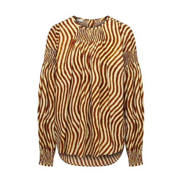 Блузка из хлопка Dries Van Noten