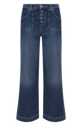 Женские джинсы PAIGE синего цвета, арт. 6410B61-2634 | Фото 1