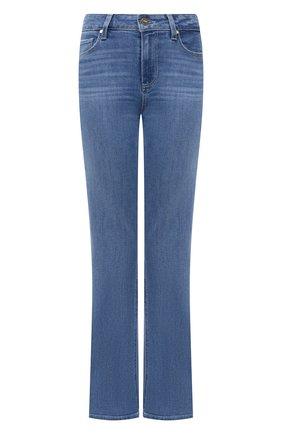 Женские джинсы PAIGE голубого цвета, арт. 6487F46-3317 | Фото 1