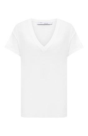 Женская футболка IRO белого цвета, арт. WP19P0NIE | Фото 1