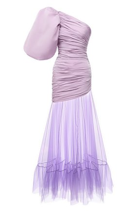 Женское платье GIUSEPPE DI MORABITO сиреневого цвета, арт. SS21047LD-84   Фото 1