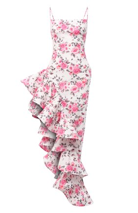 Женское платье GIUSEPPE DI MORABITO светло-розового цвета, арт. SS21178DR-126-ST12 | Фото 1