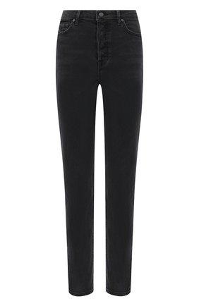 Женские джинсы GRLFRND темно-серого цвета, арт. GF42779501488 | Фото 1