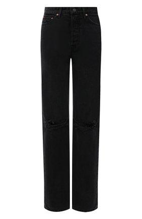 Женские джинсы GRLFRND темно-серого цвета, арт. GF42509511499 | Фото 1
