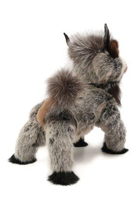 Детского игрушка бык CAROLON серого цвета, арт. Ц-0439/110121 | Фото 2