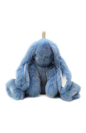 Детского рюкзак заяц CAROLON голубого цвета, арт. Ц-0460/110121 | Фото 1