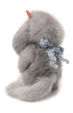 Детского игрушка бычок кирюша CAROLON серого цвета, арт. Ц-0463/110121 | Фото 2