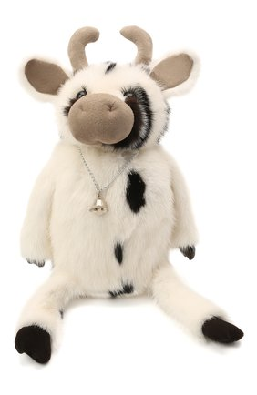 Детского игрушка корова милка CAROLON черно-белого цвета, арт. Ц-0465/110121 | Фото 1
