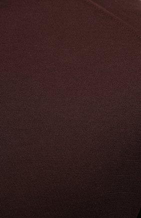 Мужской хлопковая водолазка JOHN SMEDLEY темно-коричневого цвета, арт. HAWLEY | Фото 5 (Рукава: Длинные; Принт: Без принта; Длина (для топов): Стандартные; Материал внешний: Хлопок; Мужское Кросс-КТ: Водолазка-одежда; Стили: Кэжуэл)