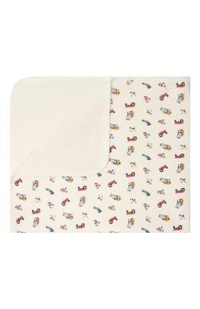 Детского хлопковое одеяло POLO RALPH LAUREN разноцветного цвета, арт. 320799094 | Фото 1