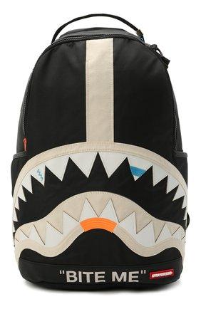 Детская рюкзак SPRAYGROUND черного цвета, арт. 910B3403NSZ | Фото 1