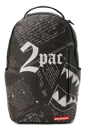 Детская рюкзак SPRAYGROUND черного цвета, арт. 910B3436NSZ | Фото 1