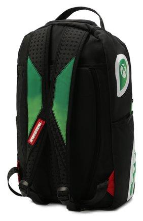 Детская рюкзак SPRAYGROUND черного цвета, арт. 910B3465NSZ | Фото 2
