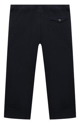 Детские хлопковые брюки TARTINE ET CHOCOLAT темно-синего цвета, арт. TS22051/1M-1A   Фото 2