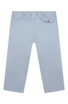 Детские хлопковые брюки TARTINE ET CHOCOLAT голубого цвета, арт. TS22061/18M-3A | Фото 2