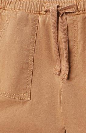 Детские хлопковые шорты TARTINE ET CHOCOLAT бежевого цвета, арт. TS26101/1M-1A | Фото 3