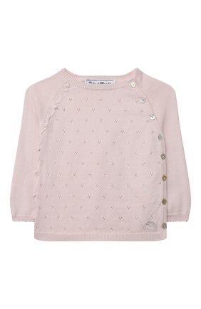 Детский комплект из пуловера и брюк TARTINE ET CHOCOLAT светло-розового цвета, арт. TS36001/1M-1A | Фото 2