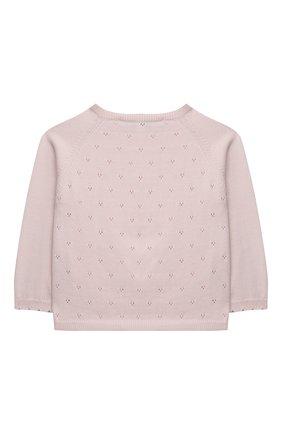 Детский комплект из пуловера и брюк TARTINE ET CHOCOLAT светло-розового цвета, арт. TS36001/1M-1A | Фото 3