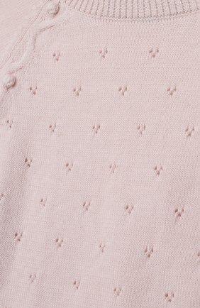 Детский комплект из пуловера и брюк TARTINE ET CHOCOLAT светло-розового цвета, арт. TS36001/1M-1A | Фото 6