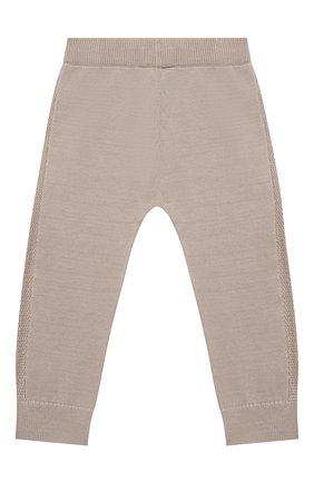 Детский комплект из пуловера и брюк TARTINE ET CHOCOLAT бежевого цвета, арт. TS36011/1M-1A | Фото 4