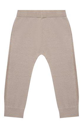 Детский комплект из пуловера и брюк TARTINE ET CHOCOLAT бежевого цвета, арт. TS36011/1M-1A | Фото 5