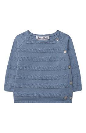 Детский комплект из пуловера и брюк TARTINE ET CHOCOLAT синего цвета, арт. TS36011/1M-1A | Фото 2