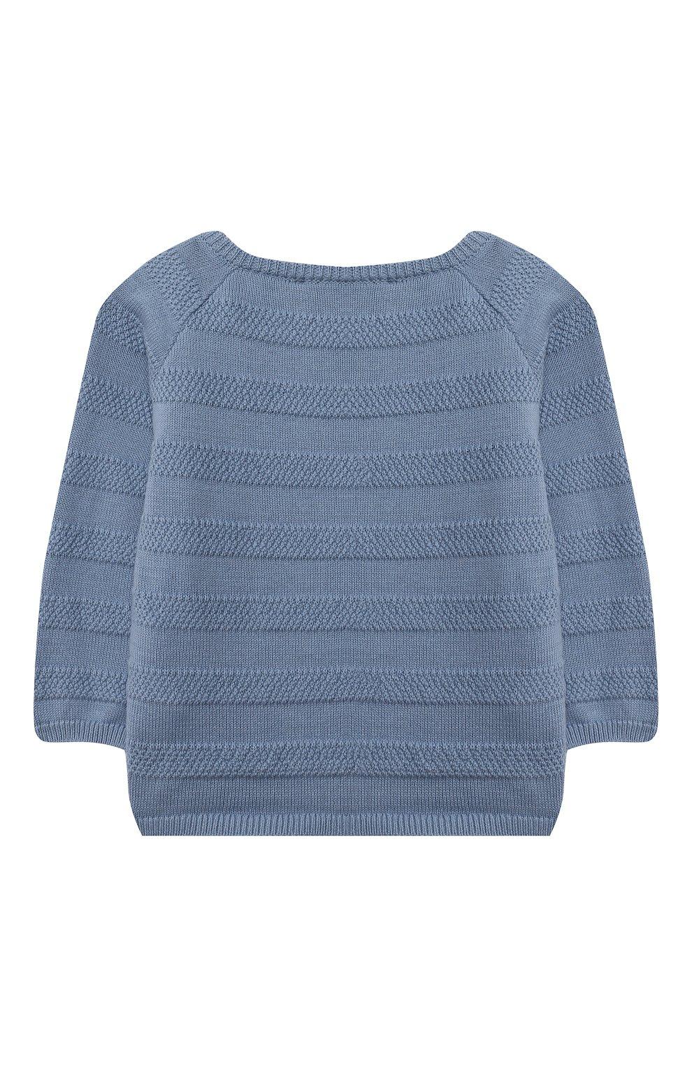 Детский комплект из пуловера и брюк TARTINE ET CHOCOLAT синего цвета, арт. TS36011/1M-1A   Фото 3