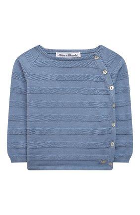 Детский комплект из пуловера и брюк TARTINE ET CHOCOLAT синего цвета, арт. TS36011/18M-3A | Фото 2
