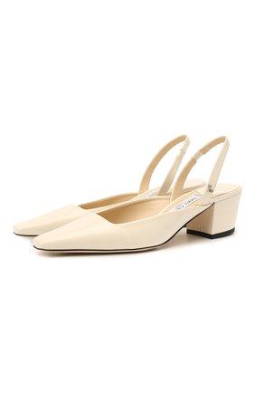 Кожаные туфли Gini 45 | Фото №1