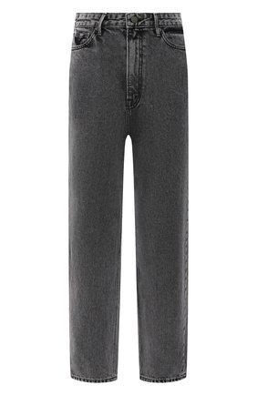 Женские джинсы GRLFRND темно-серого цвета, арт. GF44489511519 | Фото 1