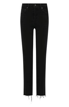 Женские джинсы GRLFRND черного цвета, арт. GF41689461489 | Фото 1
