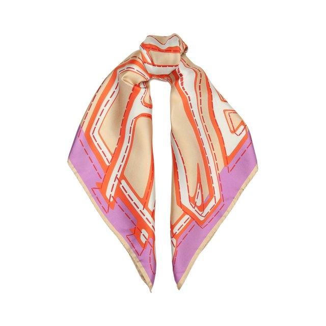 Шелковый платок Chloé